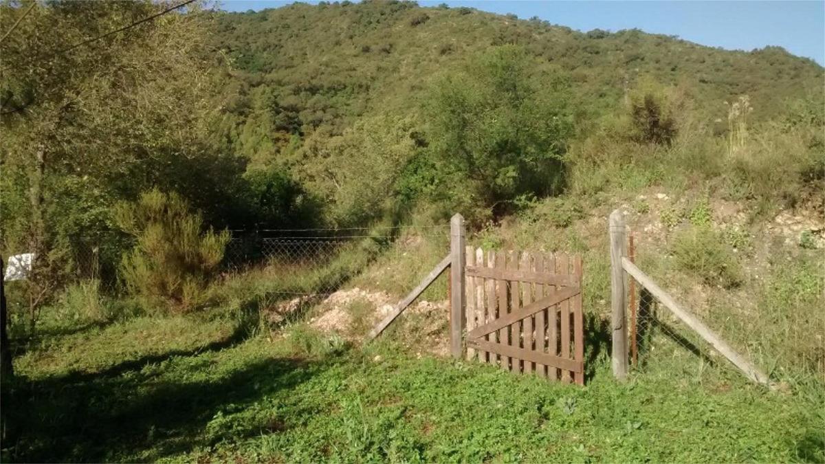 venta de terreno en villa general belgrano