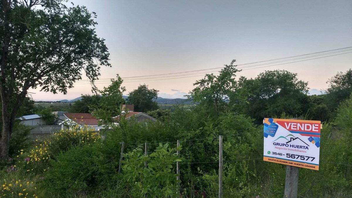 venta de terreno en villa giardino
