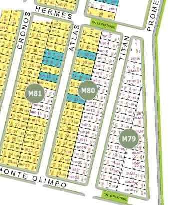 venta de terreno en villa magna