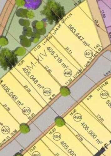 venta de terreno en zibata