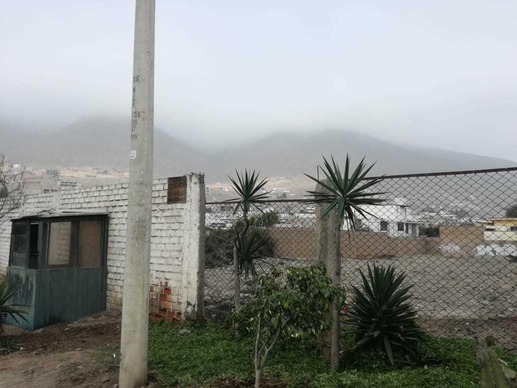 venta de terreno en zona residencial de la molina