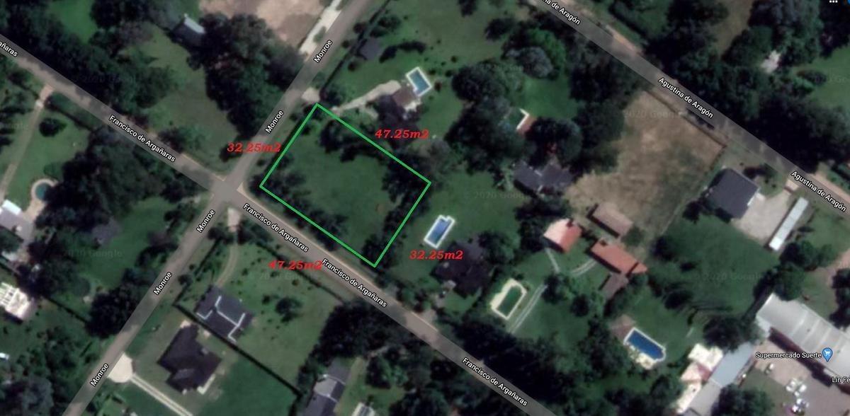 venta de terreno excelente ubicación francisco alvarez a 100mts de j. gorriti.
