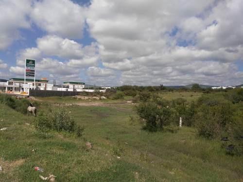 venta de terreno frente a retorno slp-qro