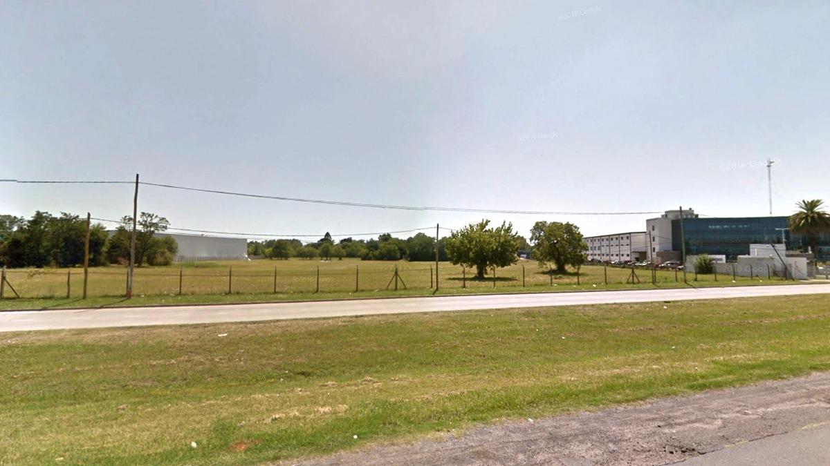 venta de terreno industrial en ruta 9, escobar - 74.234 m²