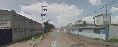 venta de terreno industrial en tultitlan