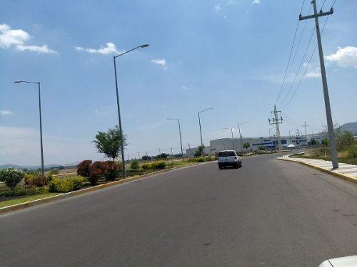 venta de terreno industrial, parque  28,652.04 m2