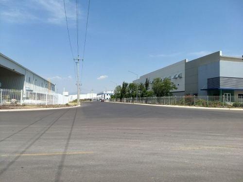 venta de terreno industrial, parque  47,699.87 m2