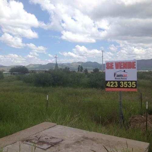 venta de terreno km 21 carretera a cd. juarez,chih.