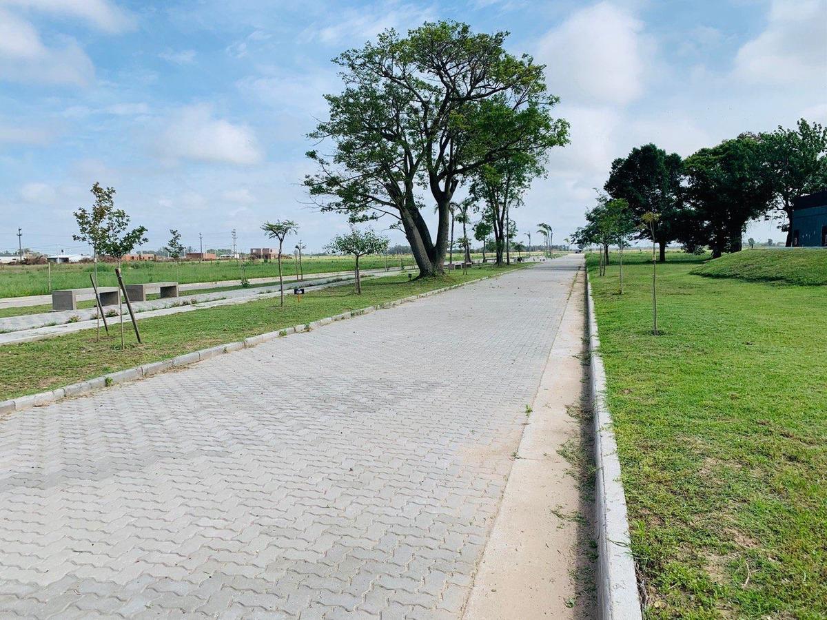 venta de terreno lote belvedere barrio abierto cap. bermudez