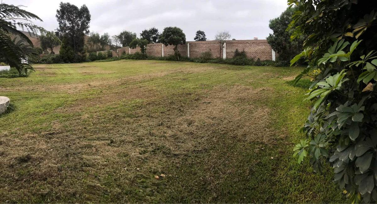 venta de terreno para casa de campo