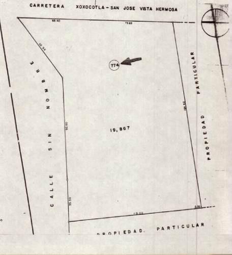 venta de terreno plano en xoxocotla, puente de ixtla, morelos...clave 3050