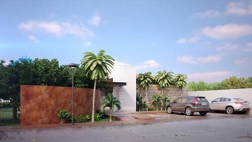 venta de terreno, privada en temozón, zona la isla. tv-5870