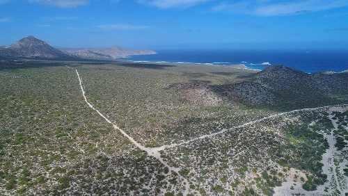 venta de terreno punta cerralvo, baja california sur, méxico