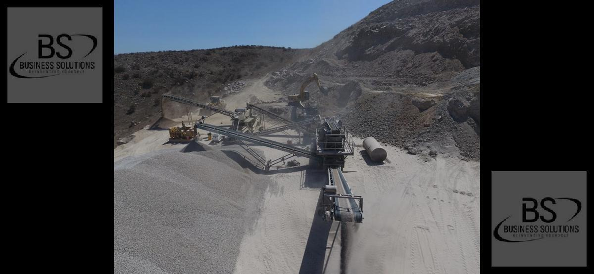venta de terreno queretaro  y planta explotadora de agregados petreos grava arena  base carpeta asfaltica