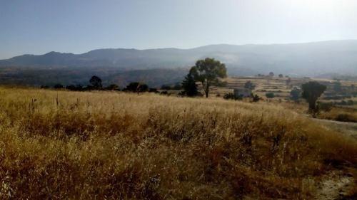 venta de terreno rústico panorámico en  zona turísitca