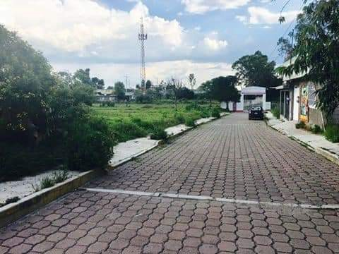 venta de terreno san andres ahuashuatepec, tlaxcala