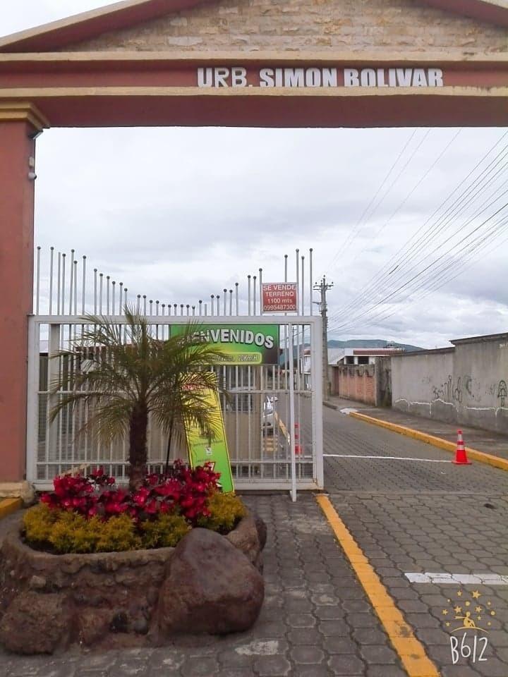 venta de terreno sector la balvina 1070 m2 precio 68000 nego