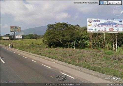 venta de terreno sobre autopista fortin - orizaba