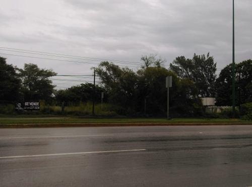 venta de terreno sobre av. de la industria, col. laguna de la puerta, altamira, tamaulipas.