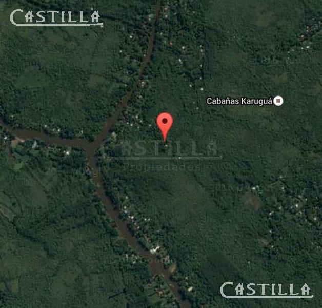 venta de terreno sobre canal venecia a 250 m de arroyo angostura