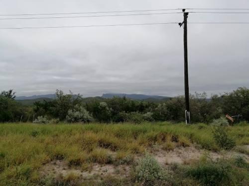 venta de terreno sobre la carretera monterrey colombia en bustamante