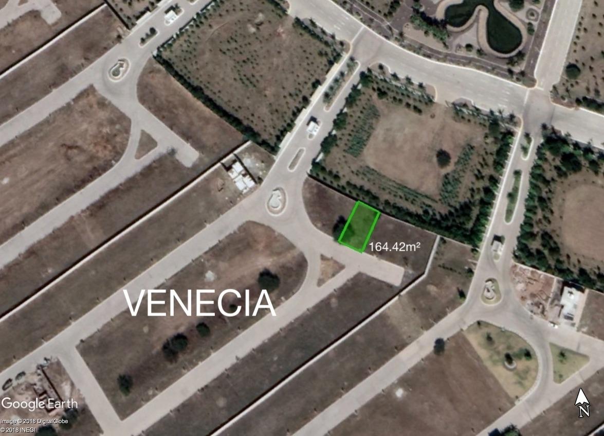 venta de terrenos 164 m2 en fraccionamiento privado