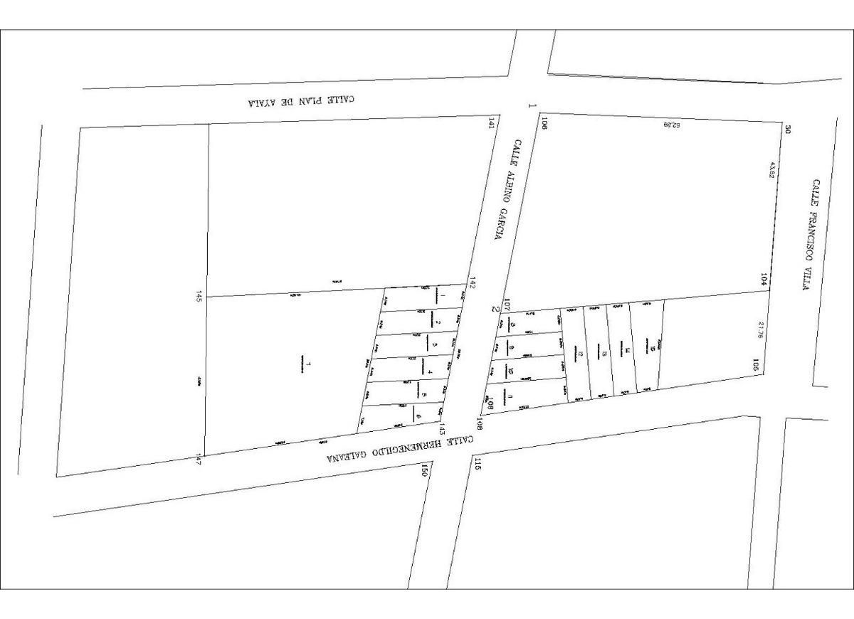 venta de terrenos bardeados y libres de 90.00 m2 y 120.00 m2