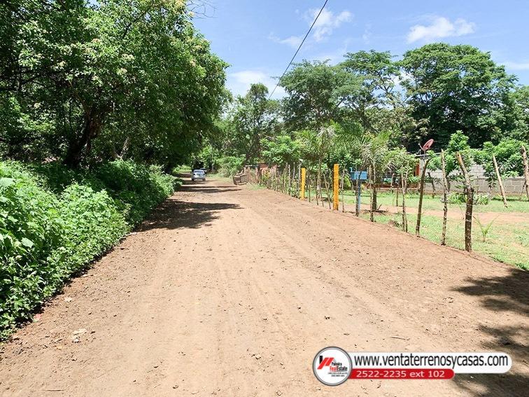 venta de terrenos credito- contado en masaya