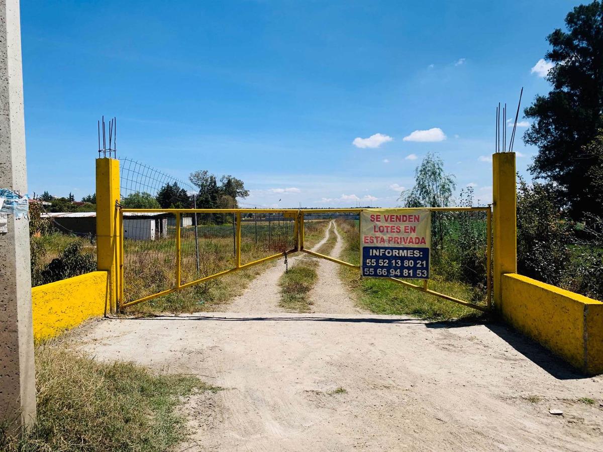 venta de terrenos de 200 metros en san mateo ixtacalco