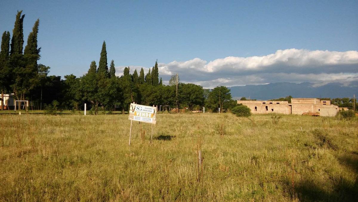 venta de terrenos en barrio fatima