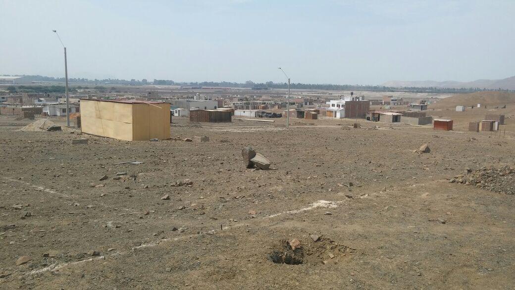 venta de terrenos en el distrito de pucusana