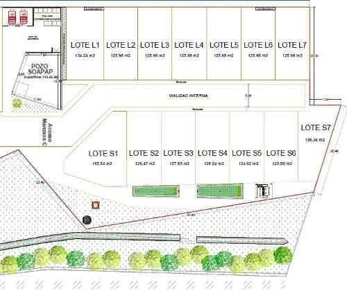 venta de terrenos en fraccionamiento zona carretera méxico-puebla