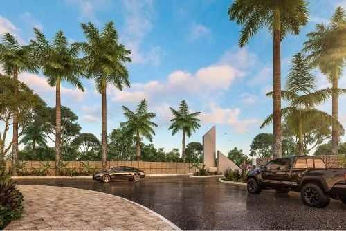 venta de terrenos en kikteil, carretera a progreso, desde $750 m² folio 800