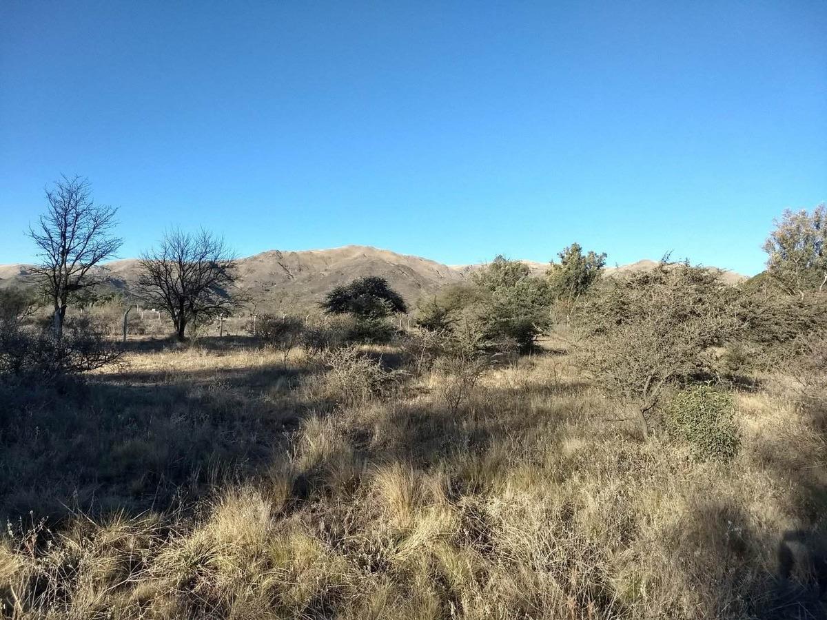 venta de terrenos en las sierras de cordoba