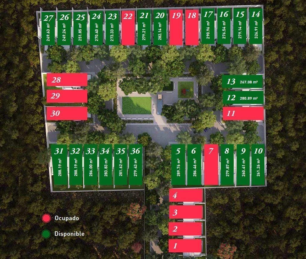venta de terrenos en privada en merida cerca de la isla