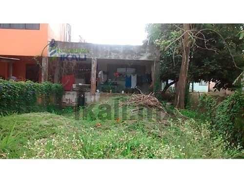 venta de terrenos en tamiahua veracruz, es un terreno de 60 m² ubicado en la calle hidalgo sur s/n de la colonia barrio bajo, sus medidas de frente son 6 m. de frente a la calle por 10 m. de fondo, l