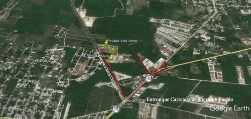 venta de terrenos sobre carretera entre vida verde y viladiu