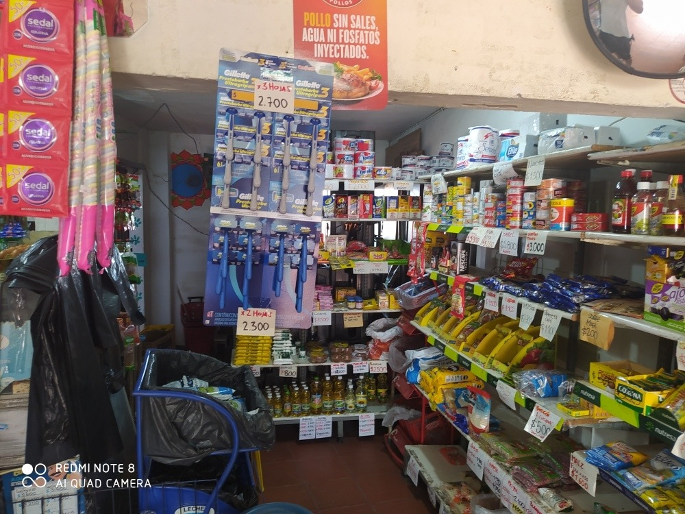 venta de tienda autoservicio