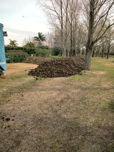venta de tierra:tosca,relleno y tierra negra.
