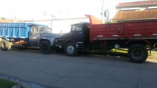 venta de tosca x camion de 9m. gba sur