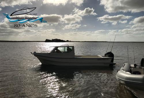 venta de tracker cabinados baader track 700 ,pesca y paseos