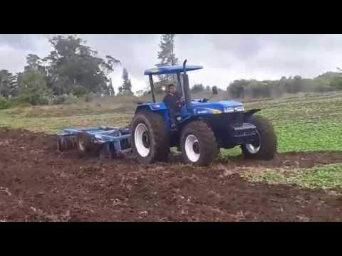 venta de tractor agrícola