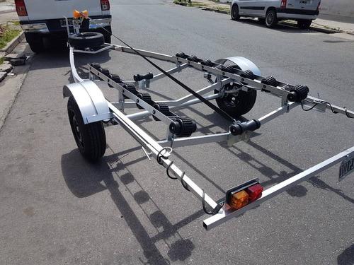 venta de trailer para embarcaciones y carga gral.