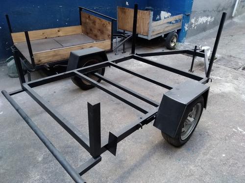 venta de trailer por liquidación