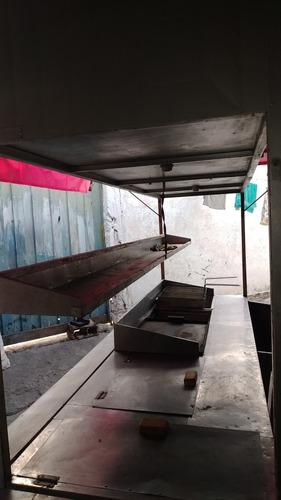 venta de trailers de perros, hamburguesa, pepito