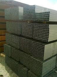 venta de tubo estructural 2x1x0.90x6metros