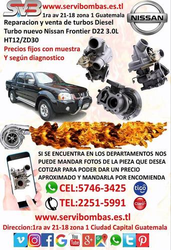 venta de turbos diesel toyota hiace 2kd 2.5 diésel guatemala