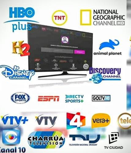 venta de tv box android mas servicio de television abierta