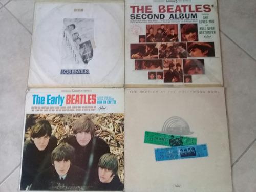 venta de vinilos de the beatles