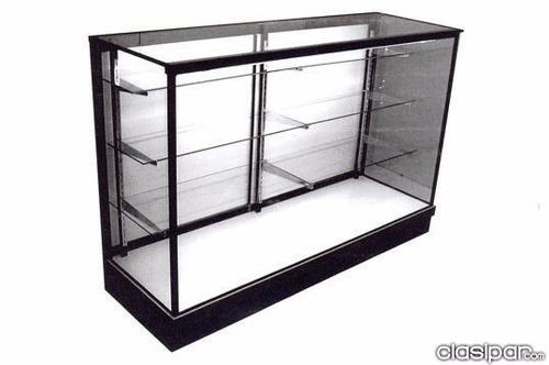 venta de vitrina y mostradores nuevos en caracas